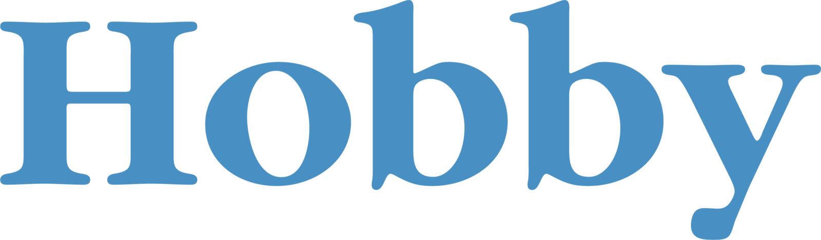 Logo obytných aut HOBBY